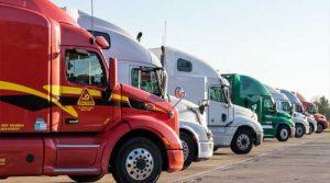 Lkw-Dienstleistungen und Verkauf